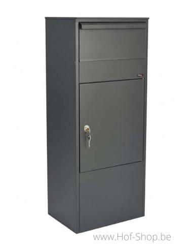 Allux 800 AN Front Door - pakketbus