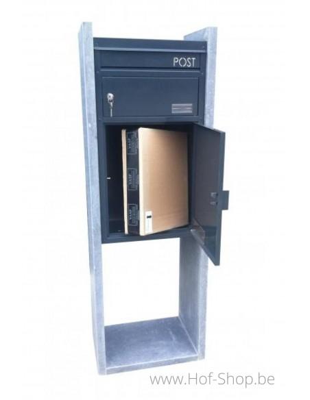 Milaan Parcel - pakketbus arduin