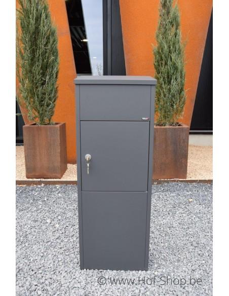 Allux 600 AN Front Door - pakketbus