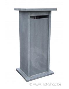 DW-461 - brievenbus graniet