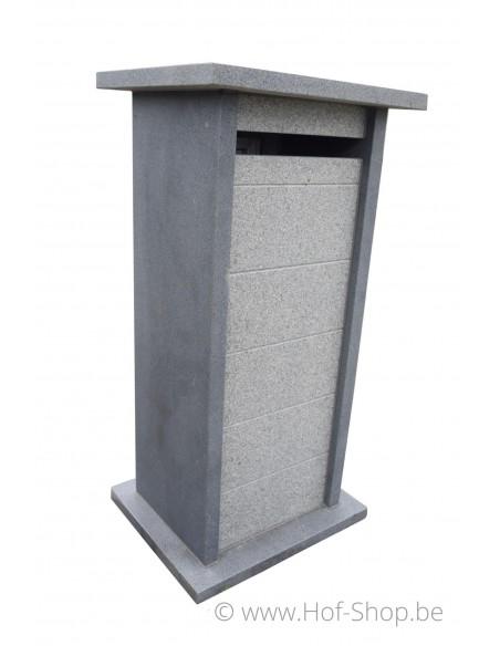 DW-462 - brievenbus graniet