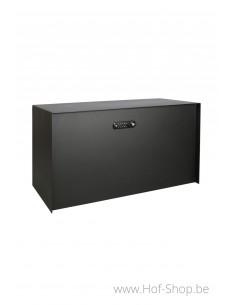 Bulkbox - XXL pakketbus aluminium eSafe