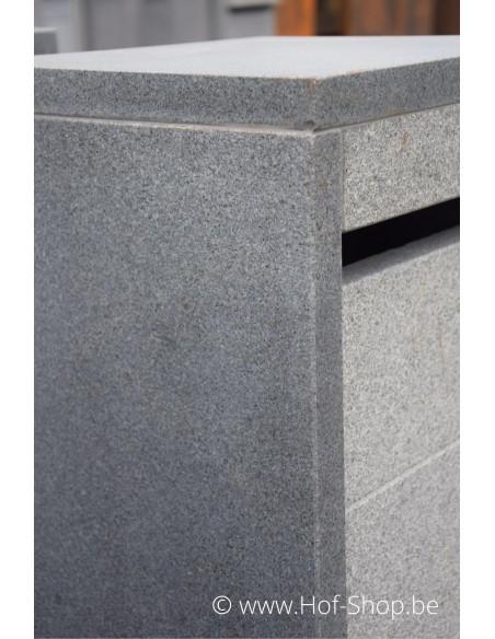 DW-504 - brievenbus graniet
