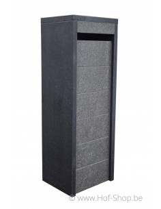 DW-502 - brievenbus graniet