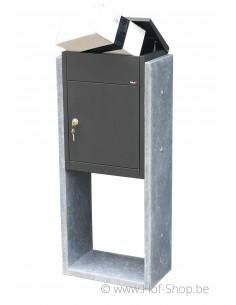 Torino Parcel antraciet - pakketbus arduin