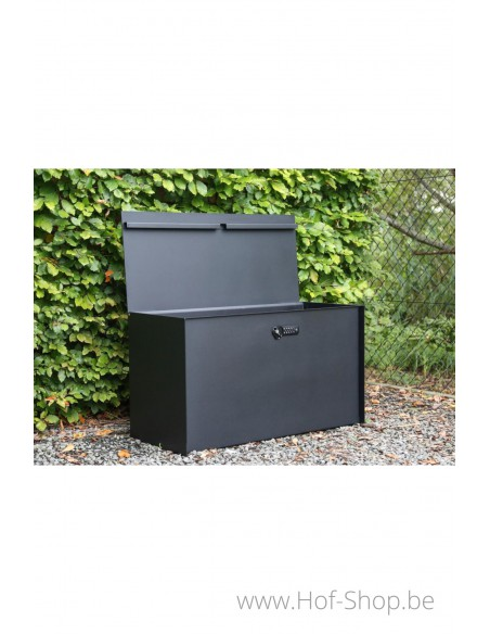 Bulkbox - XXL pakketbus aluminium
