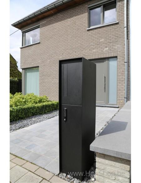 Fenix Front - pakketbus aluminium eSafe kopen Hasselt Limburg