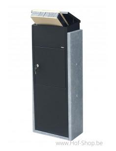 Torino Big Parcel zwart - pakketbus arduin VASP