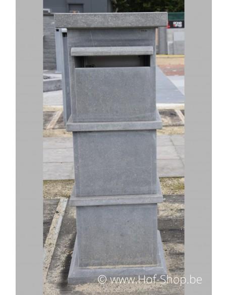 Pamplona - brievenbus arduin