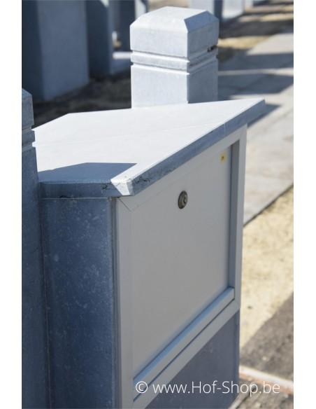 Model K - brievenbus arduin