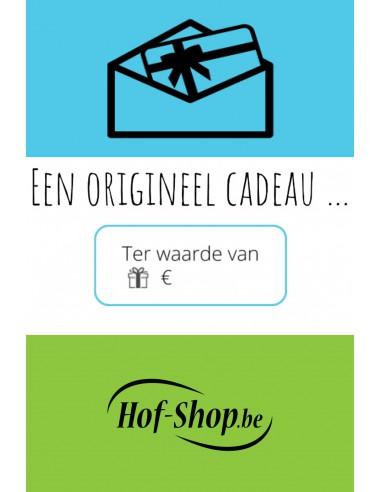 Cadeaubon Hof-Shop