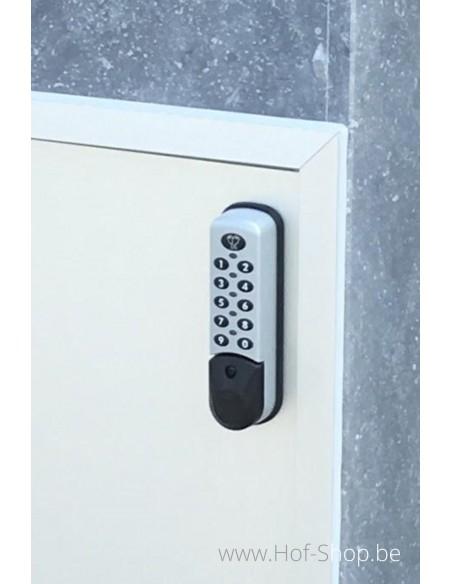 Lhotse Parcel Woodlook Digital Lock BDXL - pakketbus arduin