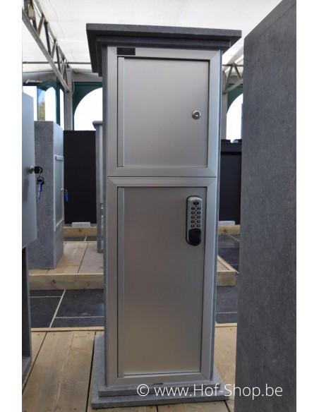 Sevilla Parcel Digital Lock BDXL & BDM - pakketbus arduin