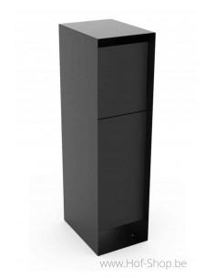 Pakun - pakketbus zwart