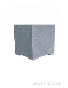 Square Modern 40 x 40 x 42 cm - Plantenbak in arduin