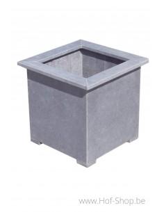 Square Classic 30 x 30 x 32 cm - Plantenbak in arduin