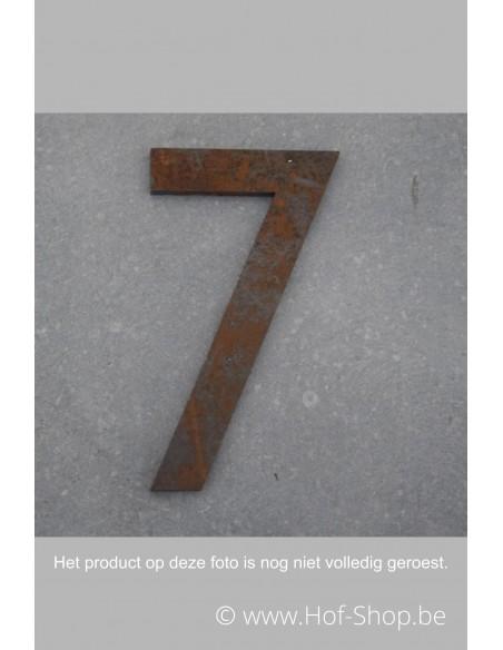 Nummer cortenstaal: 7