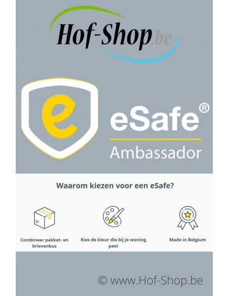 eSafe Dealer verdeler België Nederland