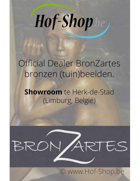 Bronzen Beelden winkel Limburg - official Dealer Bronzartes - Thermobrass